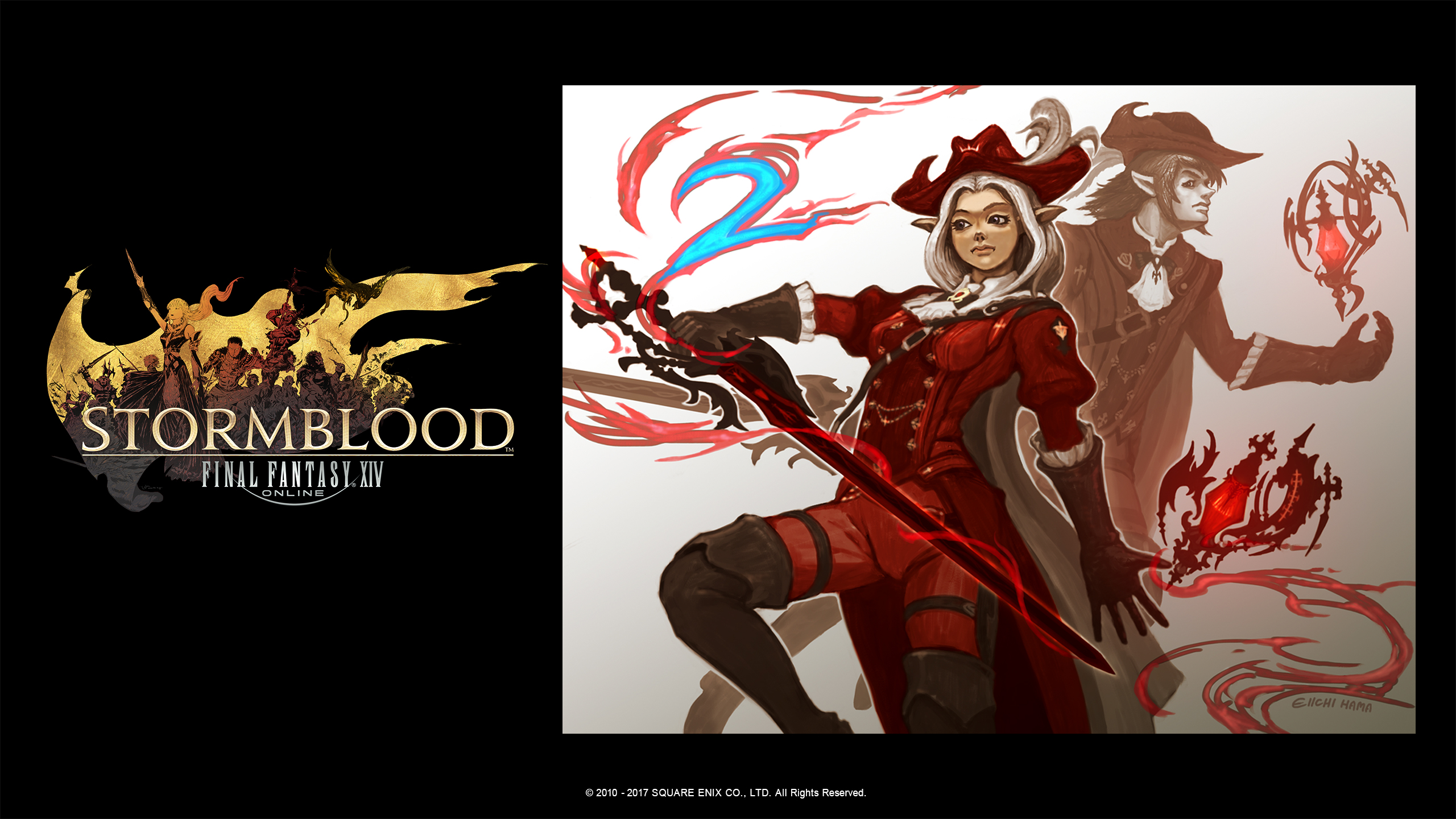 Stormblood Red Mage 2