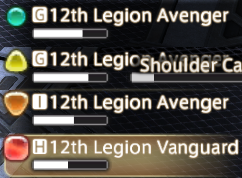 Aggro Icons In Order From Least To Most