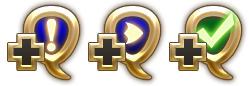 Feature Quest Icons