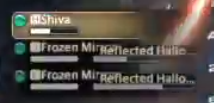 E8S: Frozen Mirror adds casting Reflected Hallowed Wings